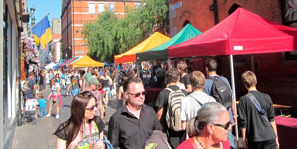 PhotoIreland Street Market 2014
